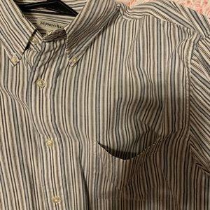Men's St. John's Bay button down shirt